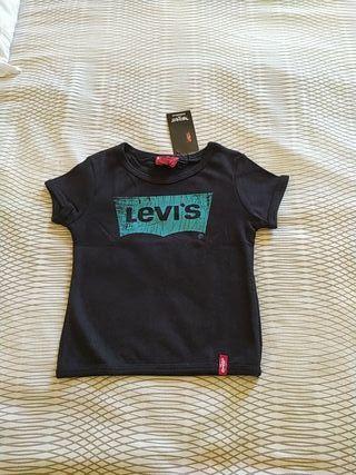 camiseta Levi's niño