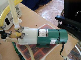 bomba de agua suelo de 220 voltios