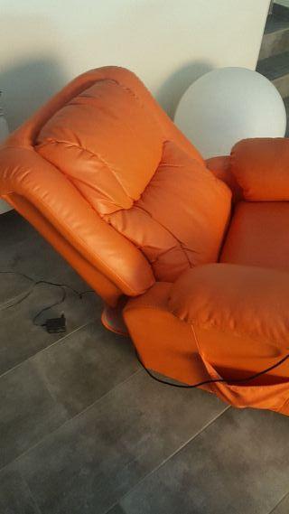 butaca reclinable con masajeador