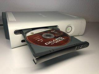 XBOX 360 + MANDO + JUEGO