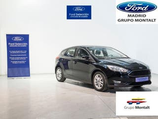 FORD Focus 1.0 Ecoboost AutoSt.St. 92kW Trend