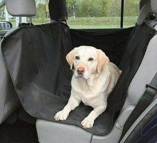 Funda cubre asientos para mascota / perro NUEVA