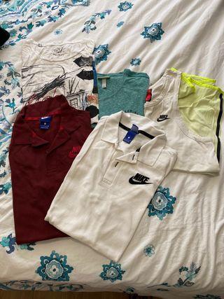 Camisetas y polos chico