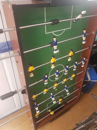 Futbolín niños