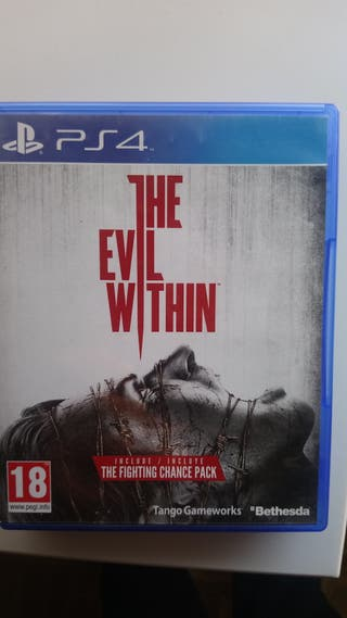 Videojuego THE EVIL WITHIN