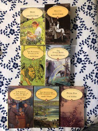 Penguin classics libros en inglés