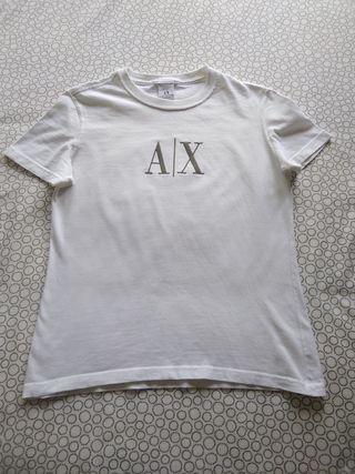 camiseta chica Armani