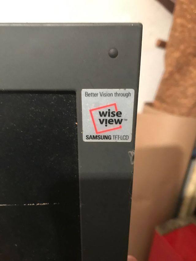Monitor vga Samsung
