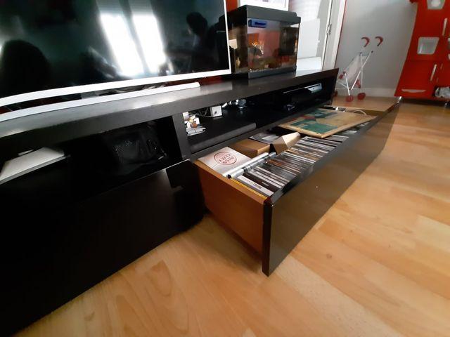 Mueble bajo televisión TV