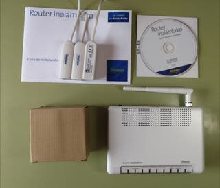 Router ZyXEL P660HW-61 Movistar/Telefonica