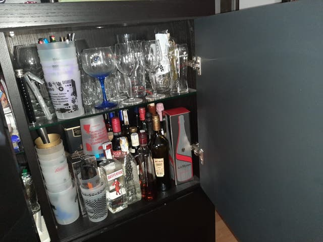 Mueble aparador salón