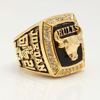 Anillo NBA 1991 Chicago Bulls Michel Jordan