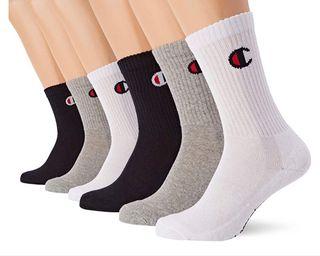 Champion Sport Socks (Pack Of 6)