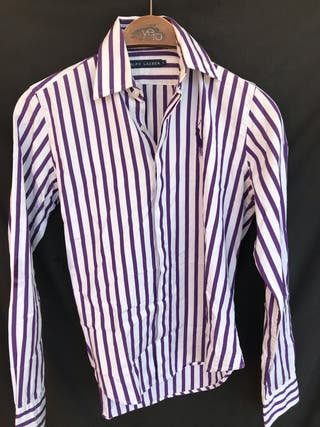 Camisa mujer rayas POLO RALPH LAUREN talla 2