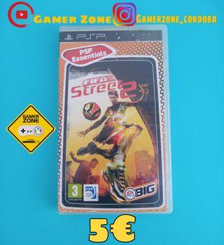 FIFA STREET PSP
