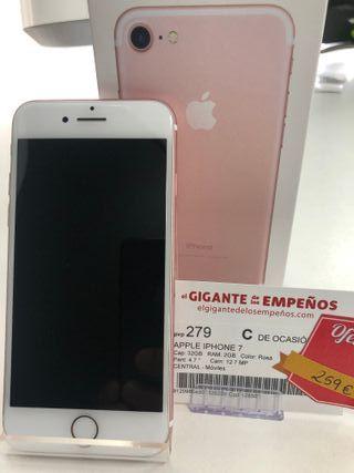 IPHONE 7 32 GB ROSA C. 128561