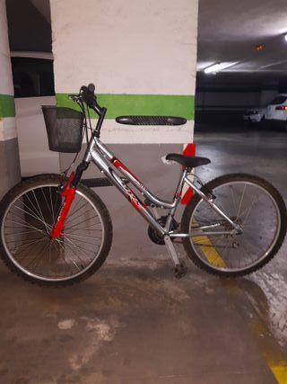 2 Bicicletas de paseo nuevas sin usar