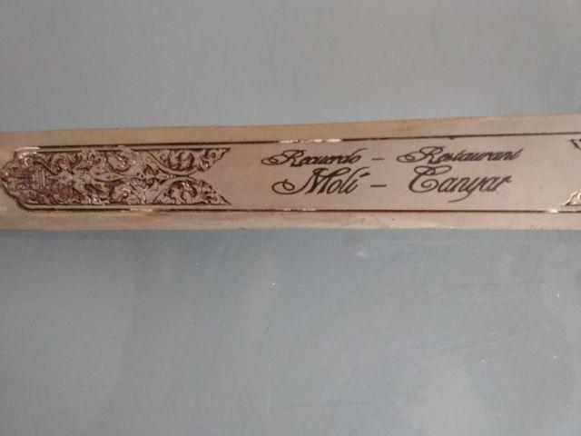 espada de bodas
