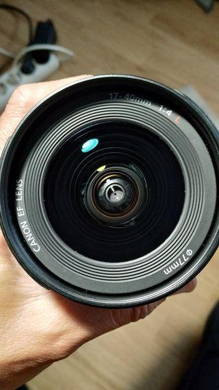 Canon 17-40 f4