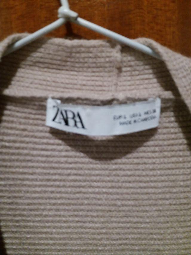 chaqueta Zara talla L