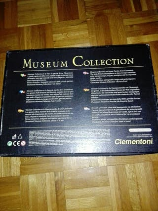 Puzzle clementoni Renoir 1000 piezas