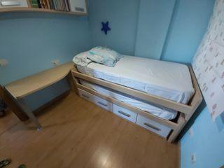 Dormitorio infantil de Merkamueble