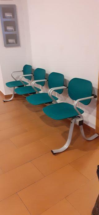Bancas de varios asientos OFERTA