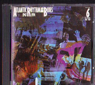 ATLANTIC RHYTHM AND BLUES 1947 1974 CD