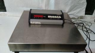 Bascula Mobba 150 kg con visor( A-60)