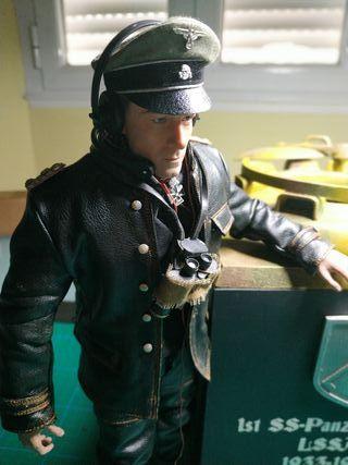 1/6 Joaquín Peiper. soldado alemán.