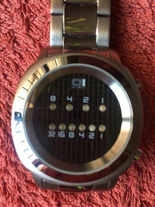 Reloj digital Binario THE ONE ZERO ONE
