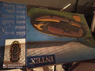 Barca hinchable Intex Seahawk 2
