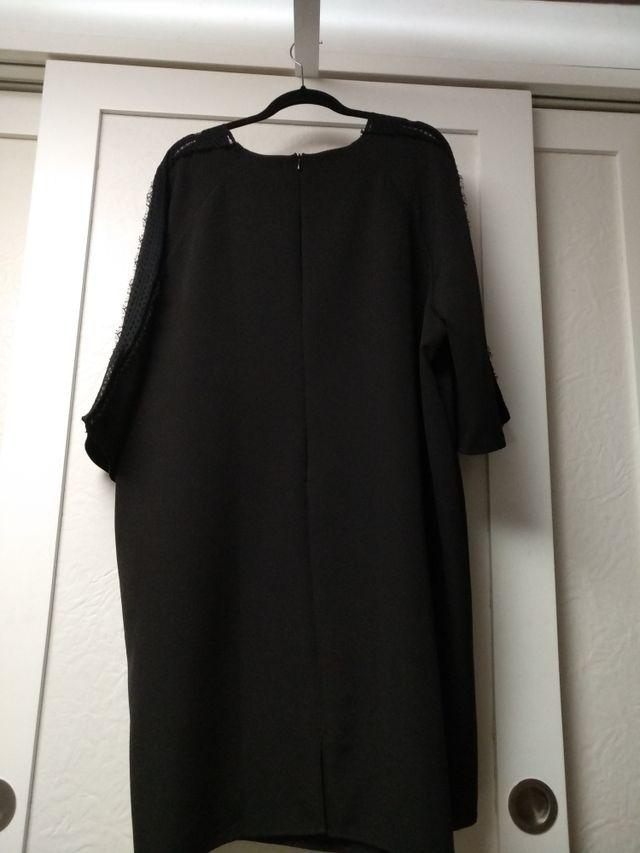 Vestido Mujer Couchel El Corte Ingles Talla Grande De Segunda Mano Por 39 En Bertamirans En Wallapop