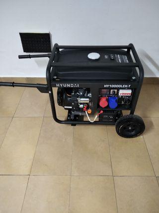generador Hyundai trifasico 10kw