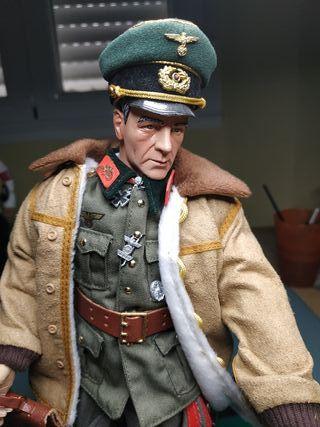 1/6 General alemán de la ww2