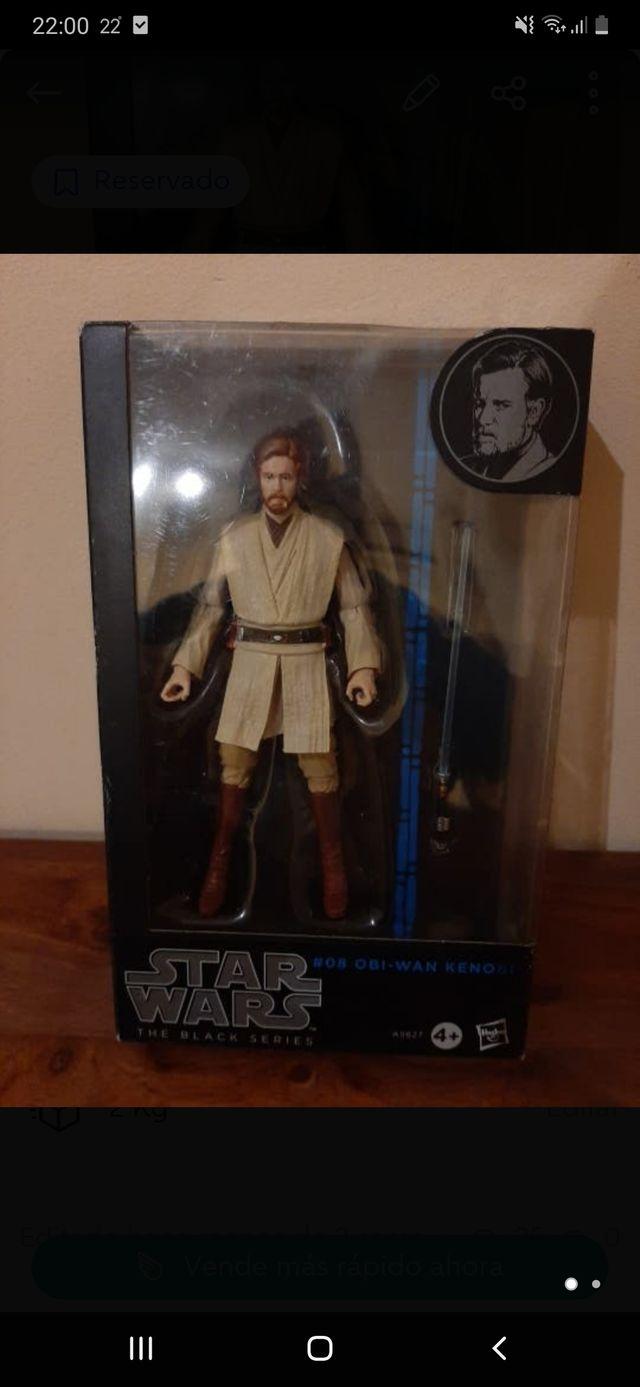 Star Wars Obi-Wan Kenobi 6 pulgadas