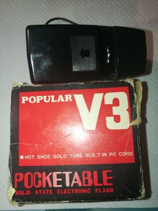 Flash fotografía Popular V3
