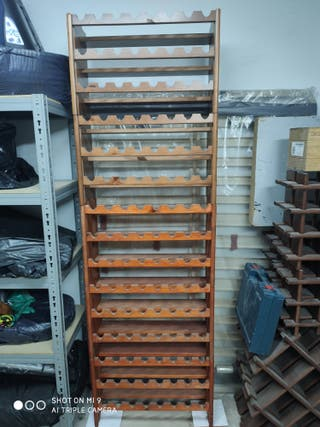 estanterias y botelleros para vinos