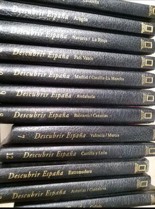 Colección Completa: DESCUBRIR ESPAÑA (NATIONAL GEO