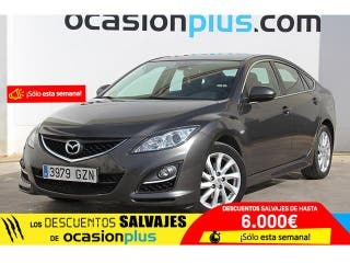 Mazda Mazda 6 2.2 DE Active 95 kW (129 CV)