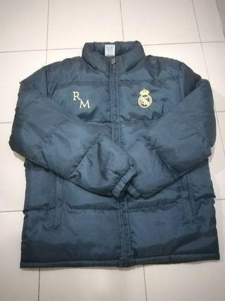 abrigo Real Madrid XL