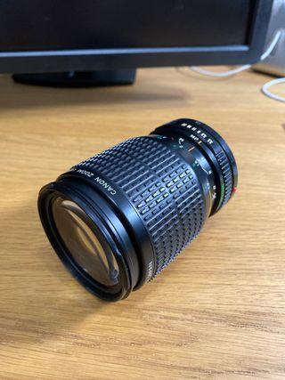 Canon FD 35-105 3.5-4.5