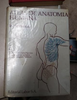 Werner Spalteholz Atlas de anatomia humana. 3 tom