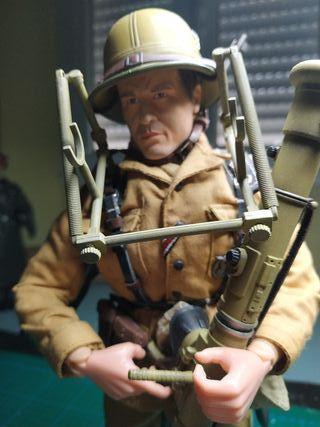 1/6 soldado alemán ww2