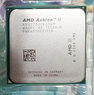 Athlon II X2 270