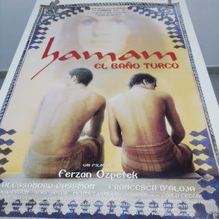 Póster película Hamam El Baño Turco
