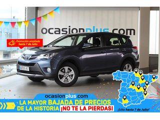Toyota Rav4 120D Advance 4X2 91 kW (124 CV)
