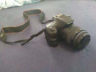 Cámara de fotos Sony, modelo A58