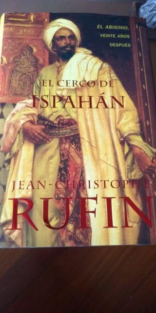 el cerco de ispahan, el mayor secreto de humanidad