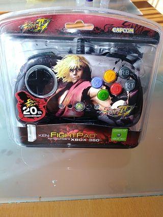 fight pad madcatz edición limitada nuevo xbox 360